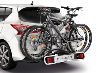 Towbar Bike Carrier For 3 Bikes Windsor Raheny Nissan