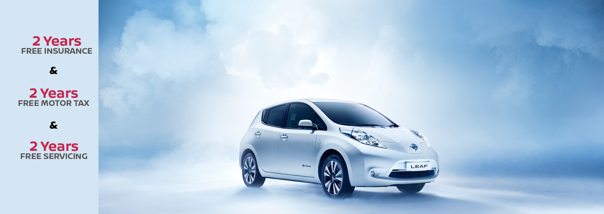 Drive a Leaf for Free
